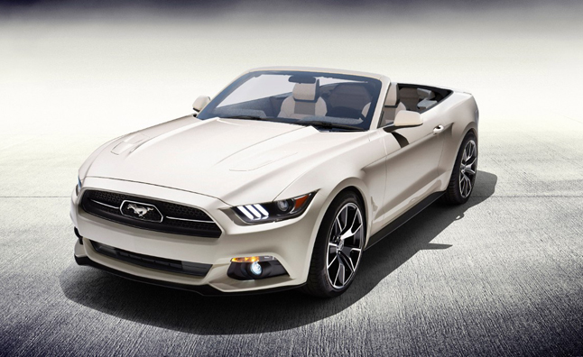 Ford's Turbo Pony Car to be Called 'Mustang EcoBoost'