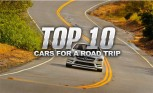 Top 10 Cars for a Road Trip