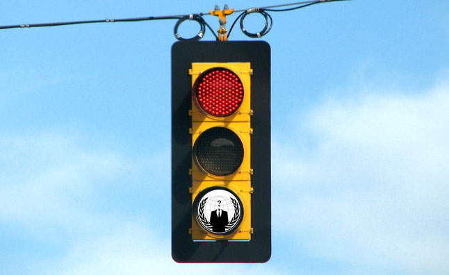 Traffic Light Hackers