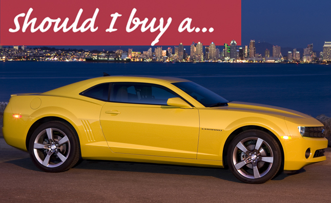 Should I Buy a Used Chevrolet Camaro?
