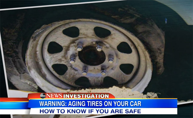 Aging Tires at the Center of Controversy
