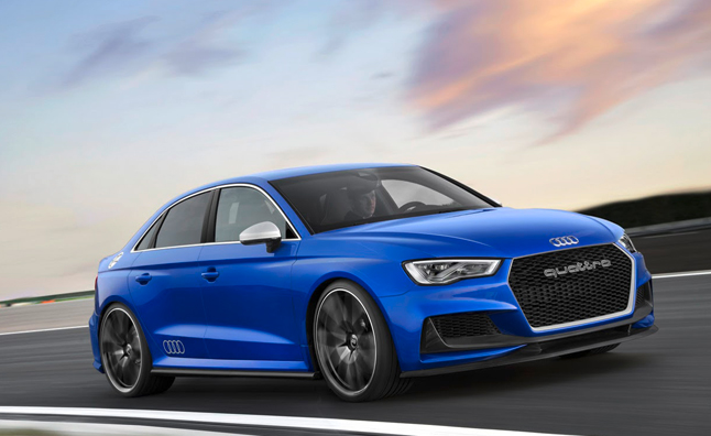 Audi Builds A3 Clubsport Quattro Concept in New Video