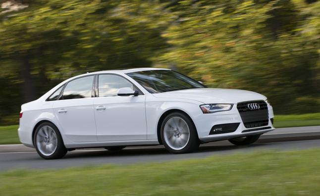 2015 Audi A4 Range to Gain Newly Efficient Models