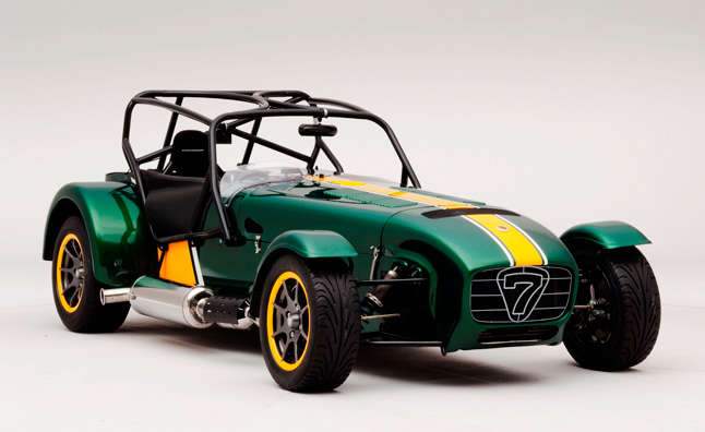 Caterham Group is Not Up For Sale