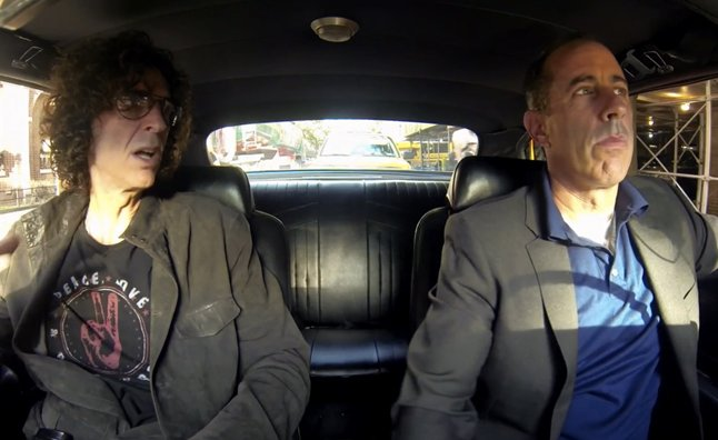 Comedians in Cars Getting Coffee Extended to 9 Seasons
