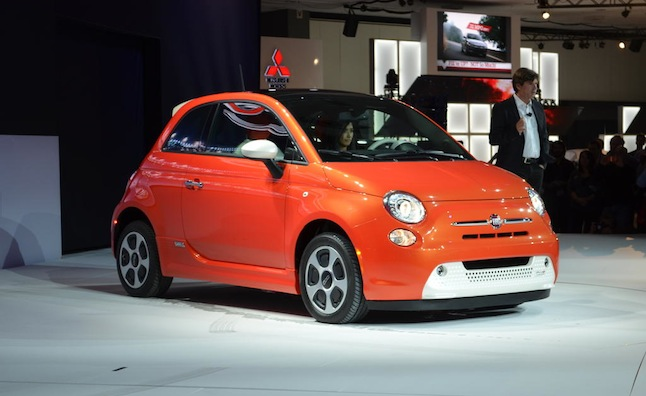 Fiat 500e Recalled for Power Loss Issue