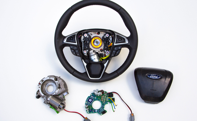 Ford Announces new Adaptive Steering Technology