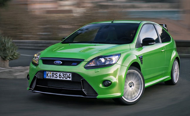 Ford Focus RS Could Come Back for 2016