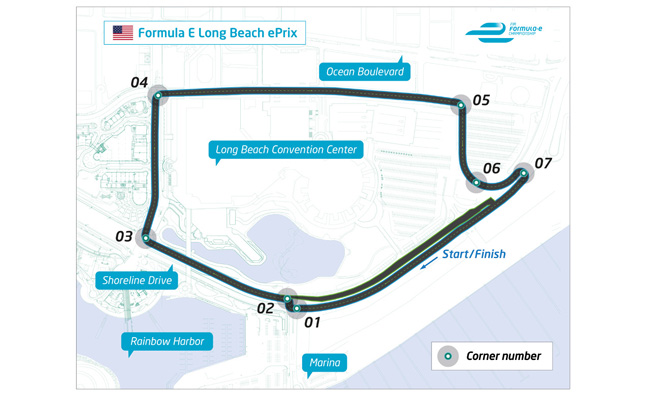 Formula E Heads to Long Beach in 2015