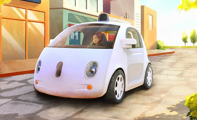 Google Cars Could be a 'Competitive Threat:' GM