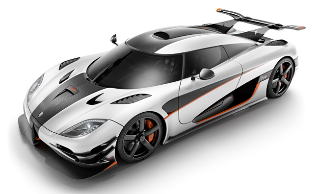 Koenigsegg Agera One:1 Heading to Goodwood
