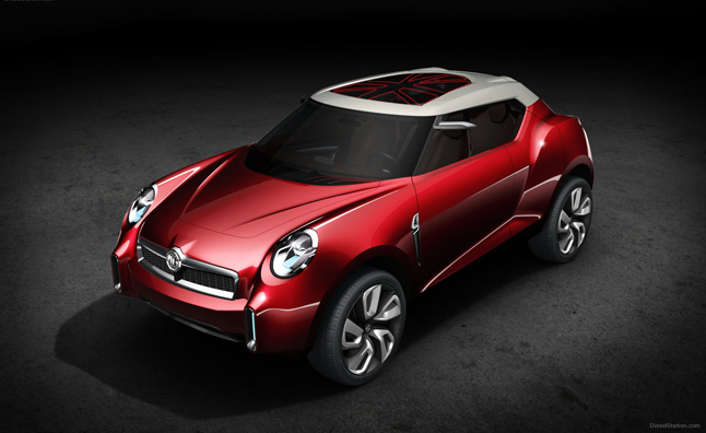 MG Motor Weighing Return to US with New Sports Car
