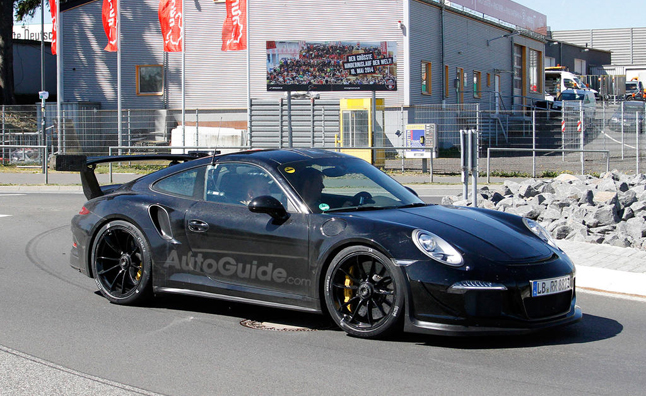 Porsche 911 GT3 RS Could Get Turbo Power