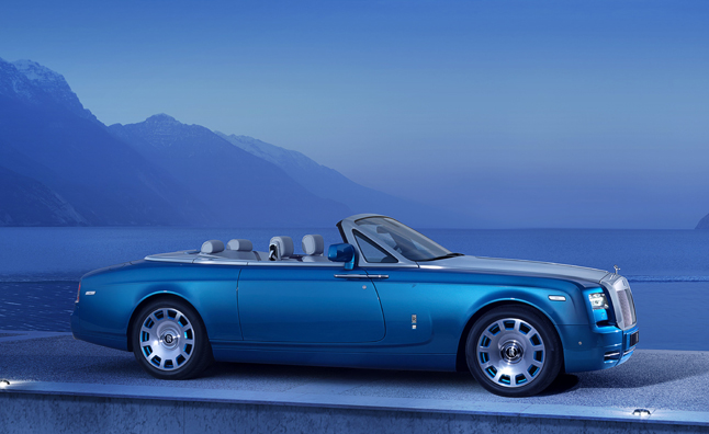 Rolls-Royce Celebrates Speed on Water With New Special Edition