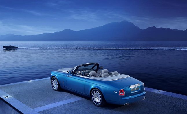 Next-Gen Rolls-Royce Phantom to Debut in 3 Years