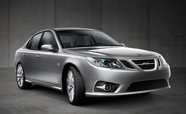 Saab 9-3 Production Halted on Financial Concerns