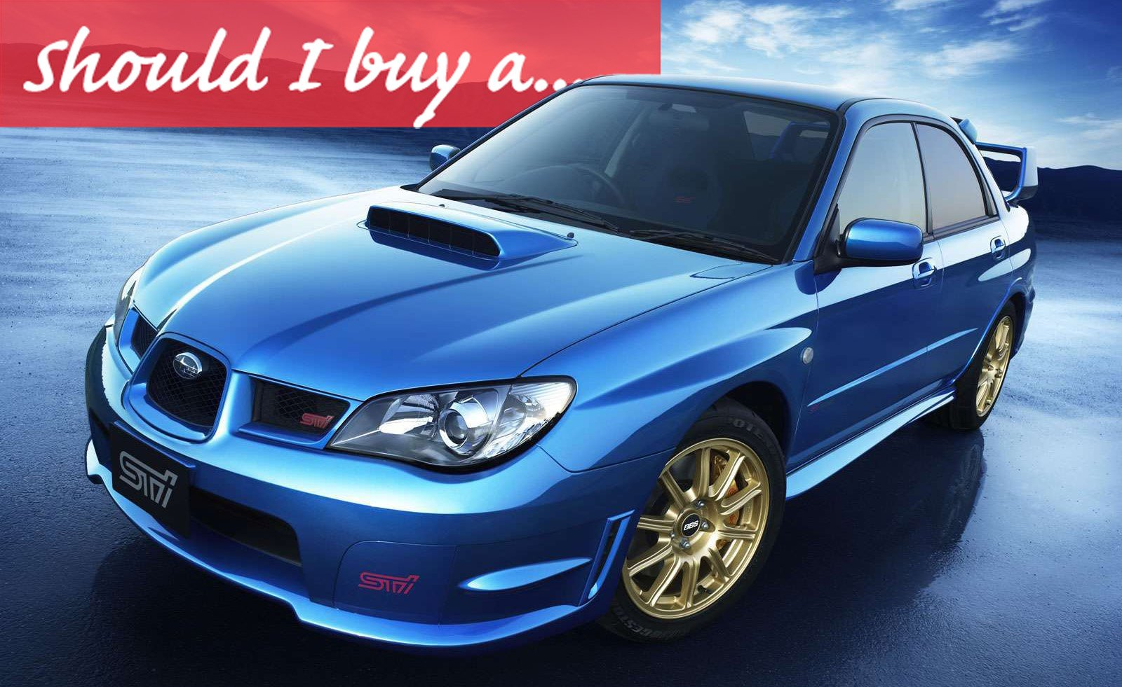 Should I Buy a Used Subaru WRX?