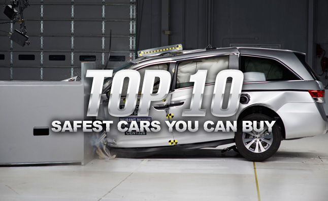 Top 10 Safest New Cars