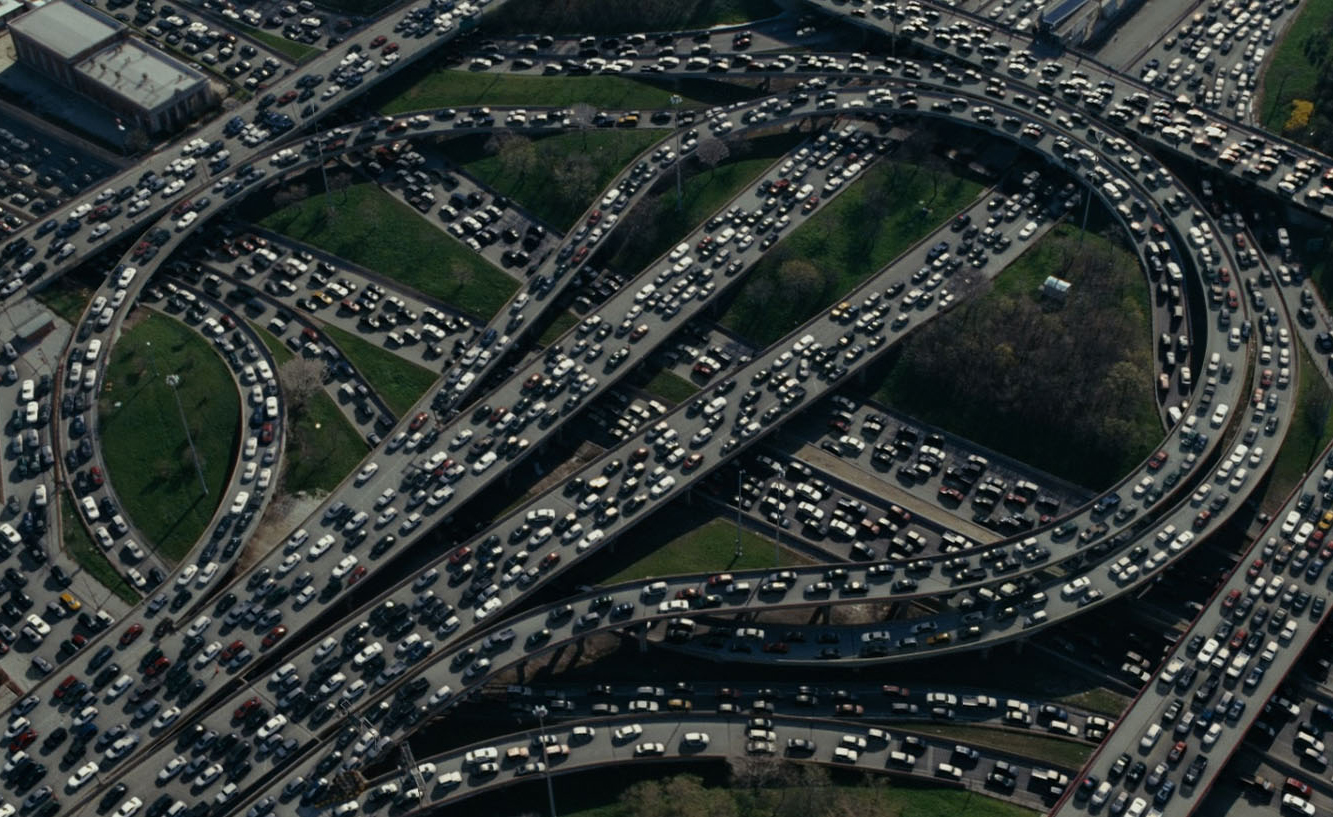 What Are The 10 Busiest Highways in the US?