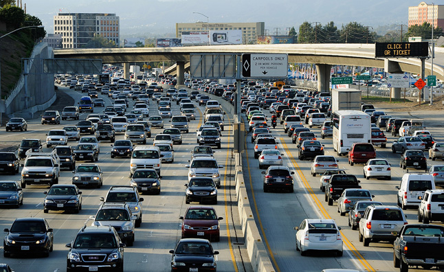 America's Interstates Could Become Toll Roads