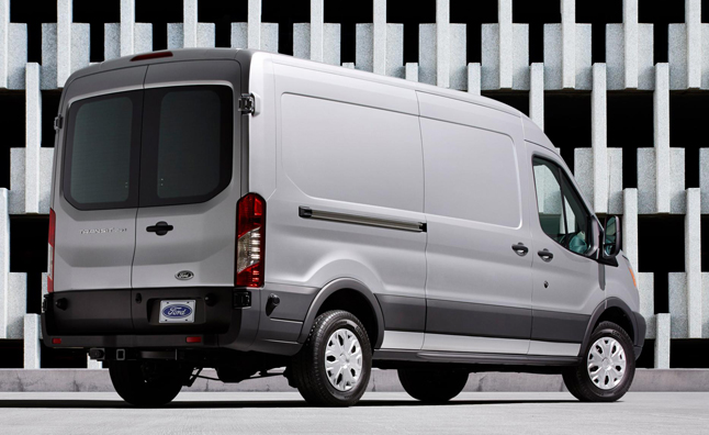 Ford Transit Wagon Power and Fuel Economy Released