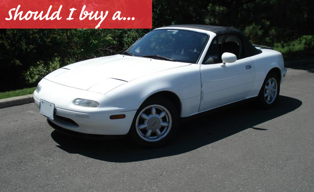 Should I Buy a Used Mazda Miata?