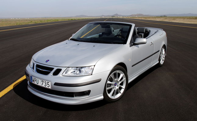 Saab 9-3 Convertibles Recalled for Faulty Seat Belts