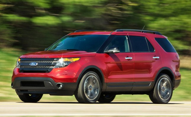 Ford Explorer Recall Closes NHTSA Investigation