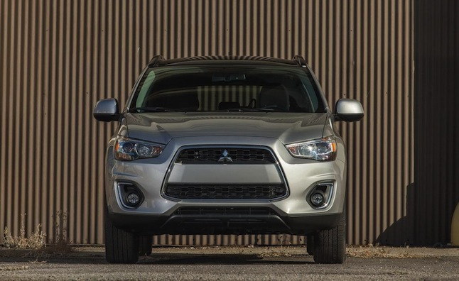 Mitsubishi Outlander Sport Recalled for Faulty ECU