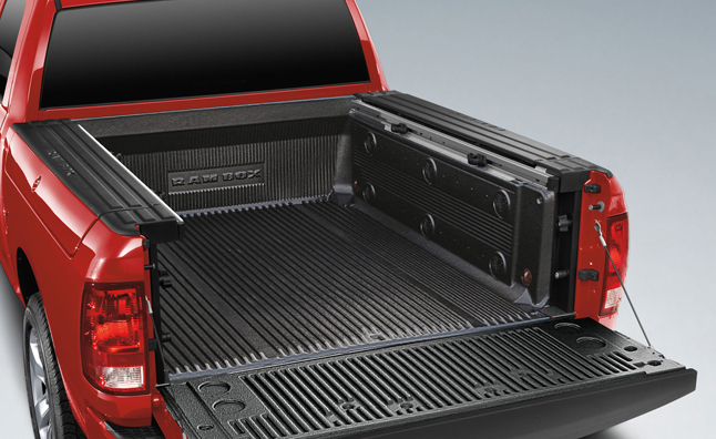 Mopar accessories for all-new Ram 1500