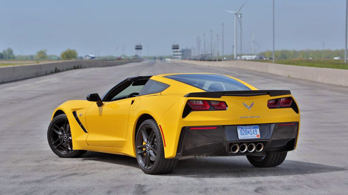 Chevy Corvette Stingray, Jaguar XJL Join Hertz Rental Fleet