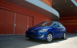 Five-Point Inspection: 2014 Hyundai Accent Manual