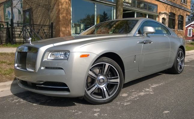 Five-Point Inspection: 2014 Rolls-Royce Wraith
