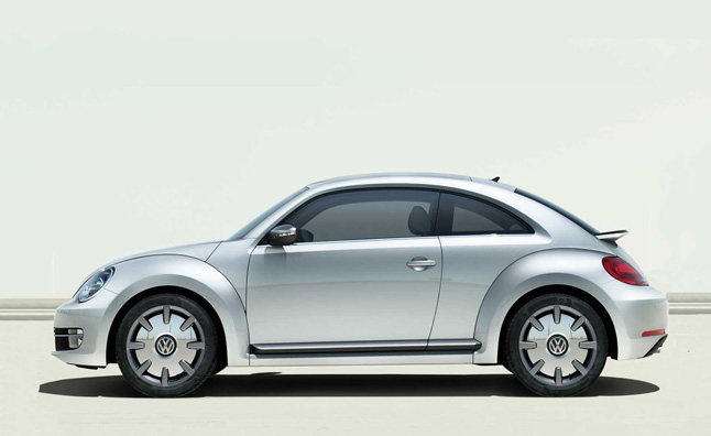 2014 Volkswagen Beetle Adds Premium Package