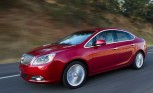 2015 Buick Verano Drops Manual, Gains New Style