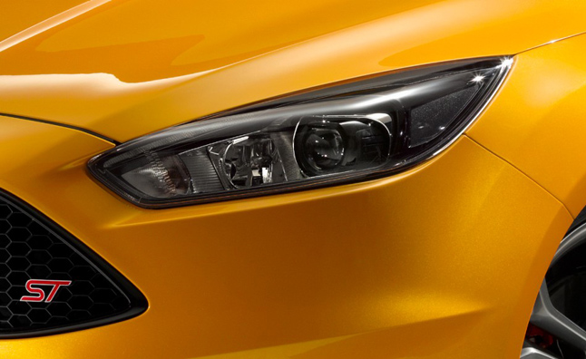 2015 Ford Focus ST Diesel Coming to Goodwood