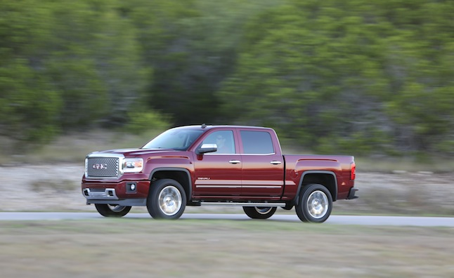 2015 GMC Sierra Denali gets Magnetic Shocks