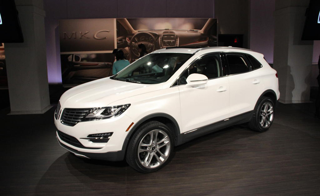 2015 Lincoln MKC 2.3L EcoBoost Makes 285 HP
