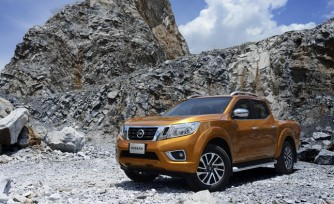 2015 Nissan Navara Hints at Future Frontier