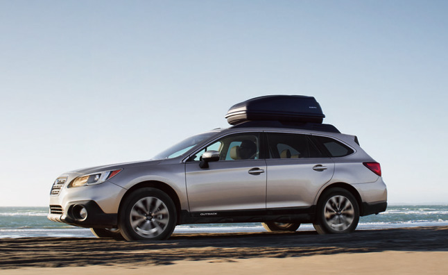 2015 Subaru Outback gets Big Price Increase