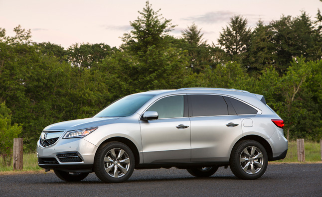 2015 Acura MDX Priced from $43,460