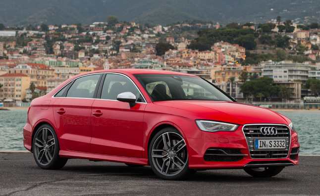 2015 Audi S3 Priced From $41,995