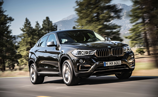 2015 BMW X6 Ushers in a New Generation