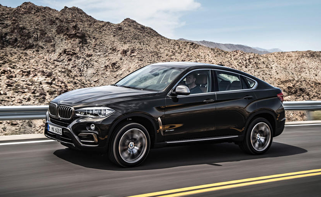 2015 BMW X6 Heading to Dealerships in December