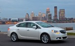 2015 Buick Verano Getting Manual Transmission After All