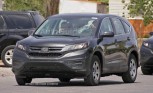2015 Honda CR-V Spy Photos Show Refreshed Style