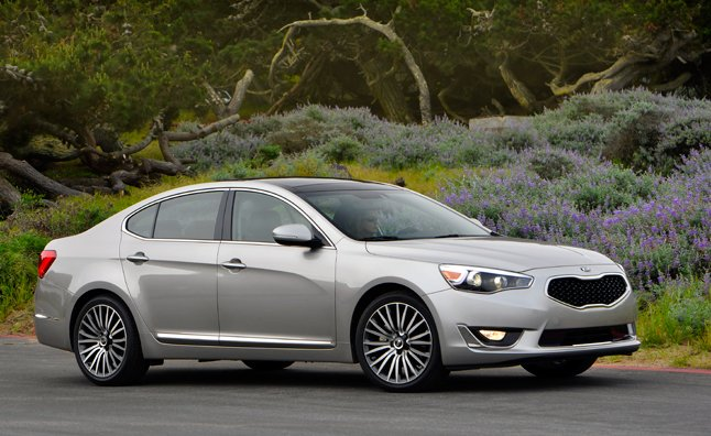 Kia Cadenza Recalled For Fragile Alloy Wheels
