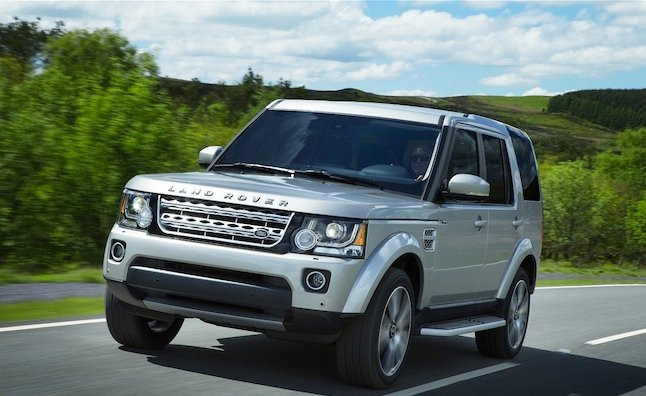 2015 Land Rover LR4 Gets Small Price Increase