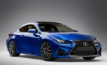 Lexus RC F May Get Dual-Clutch Gearbox