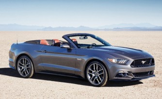 2015 Ford Mustang Gets Innovative New Airbag